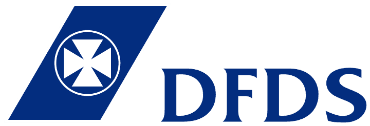 Rederei DFDS Logo