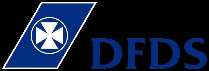Rederei DFDS Logo