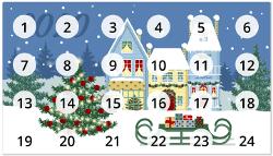 faehren.net Adventskalender - Adventsgewinnspiel 2020