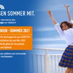 GNV Sommer Angebot mit 25% Rabatt