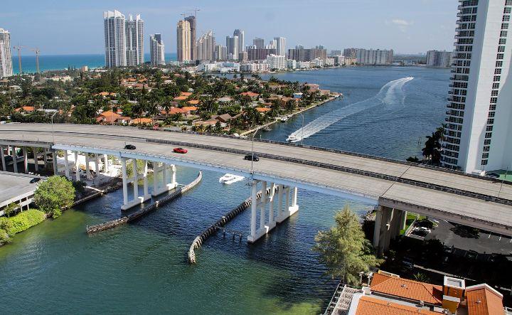 Miami Beach während der Karibik Kreuzfahrt besuchen