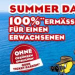 Moby Lines Summer Days 100% Rabatt für einen Erwachsenen