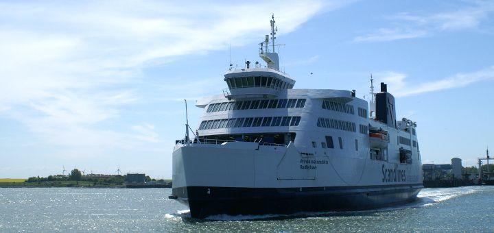 Scandlines Veerboot Prinsesse Benedikte