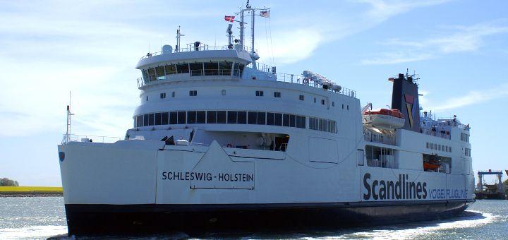 Scandlines Veerboot Sleeswijk-Holstein