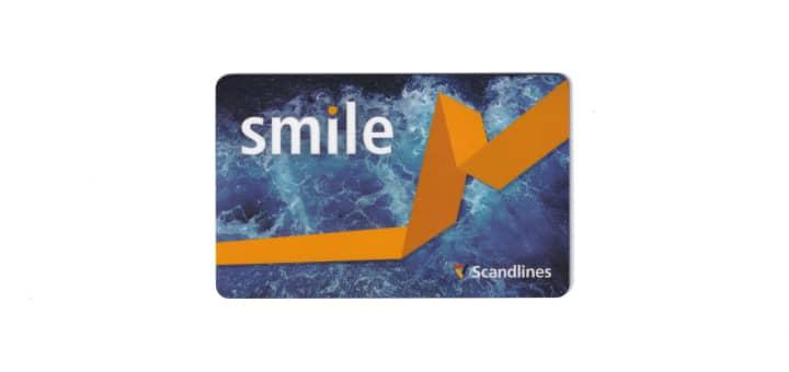 Scandlines Smile Club voordeelprogramma