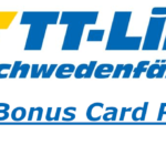 TT-Line Bonus Card Rabatt - 15% Nachlass auf SMART und FLEX Tarife