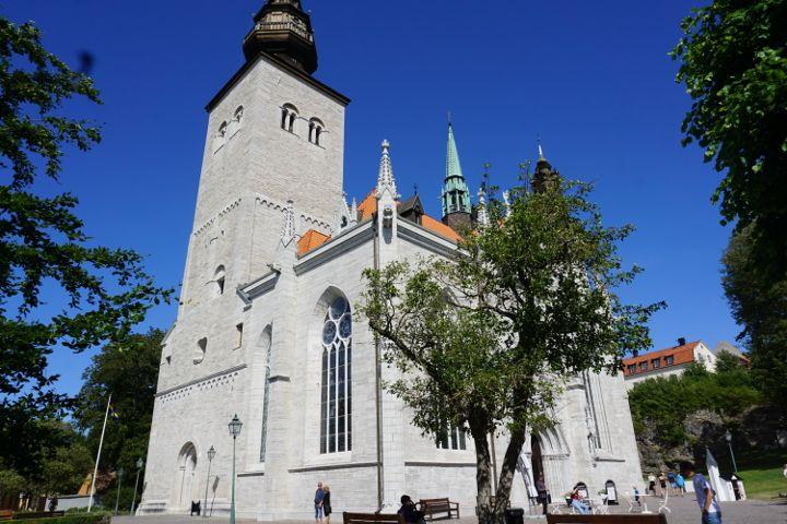 Domkirche St. Katrin in Visby auf Gotland